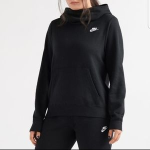 NWT Nike Funnel-neck Hoodie Soft and Cozy